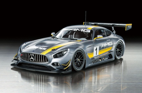 Bilde av 1:24 Mercedes AMG GT3