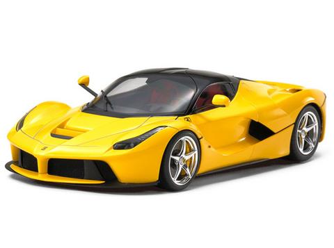 Bilde av 1:24 LaFerrari Yellow Version