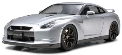 Bilde av 1:24 Nissan GT-R