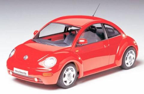 Bilde av 1:24 Volkswagen New Beetle