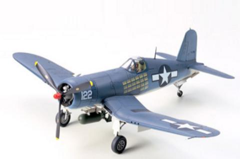 Bilde av 1:48 Corsair F4U - 1A Vought