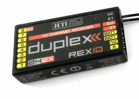 Bilde av JETI Duplex REX 10