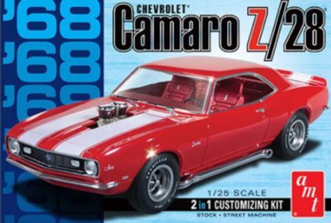 Bilde av 1:25 1968 Camaro Z/28