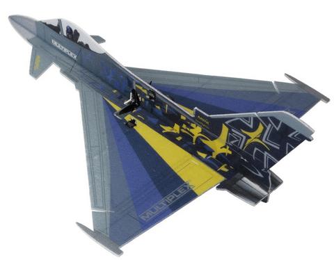 Bilde av Multiplex Eurofighter Indoor Edition