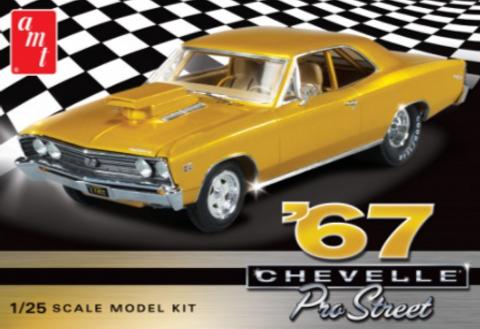 Bilde av 1:25 1967 Chevy Chevelle Pro Street