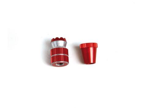 Bilde av Control Sticks Red anodised for Graupner HoTT