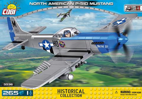 Bilde av North American P-51D Mustang