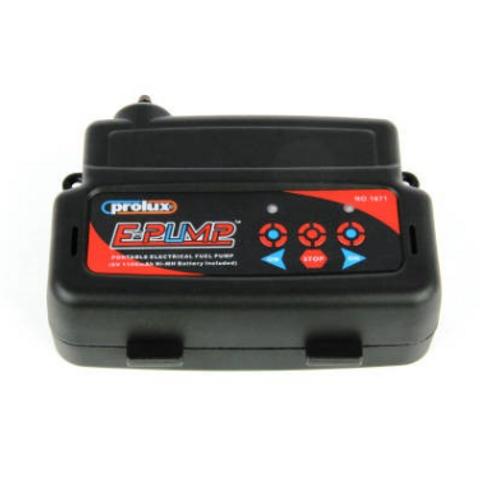 Bilde av Elektrisk fuel/bensin pumpe m/innebygget batteri