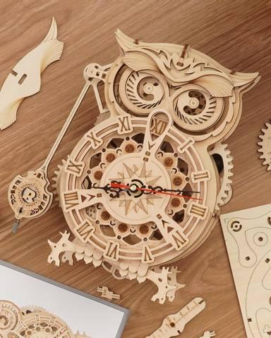 Bilde av Owl Clock