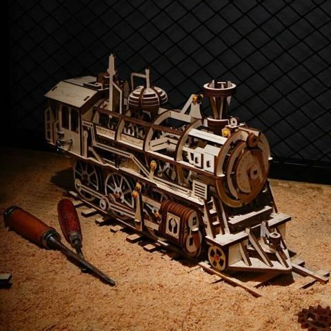 Bilde av Locomotive