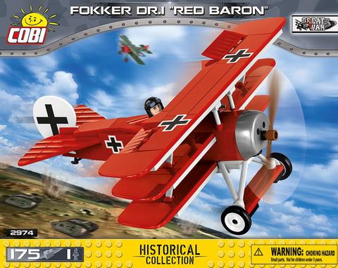 Bilde av Fokker Dr.1 Red Baron