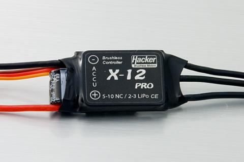 Bilde av Speed Controller X-12 Pro w/BEC