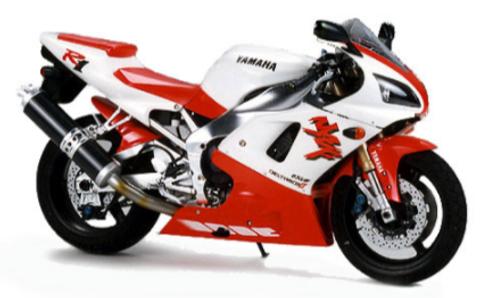 Bilde av 1:12 Yamaha YZF-R1