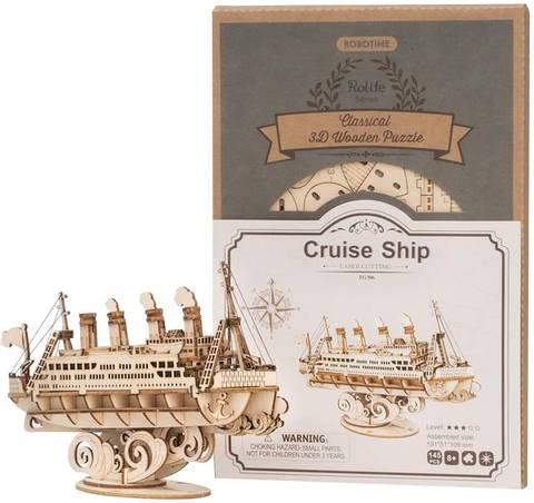 Bilde av Cruise ship