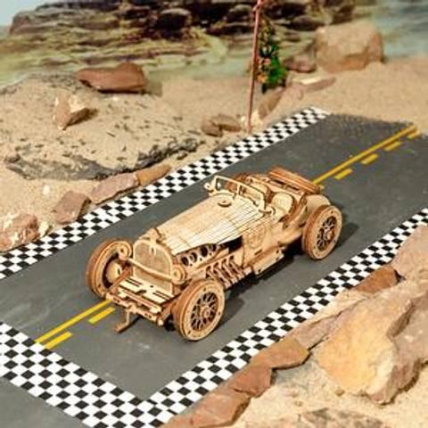Bilde av Grand Prix Car