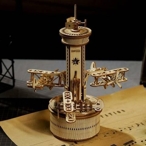 Bilde av Airplane Control Tower
