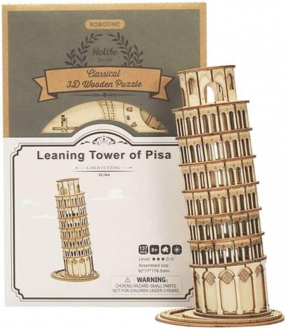 Bilde av Leaning Tower of Pisa