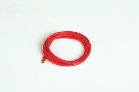 Bilde av 1m Silicon kabel 2,6mm2 Rød