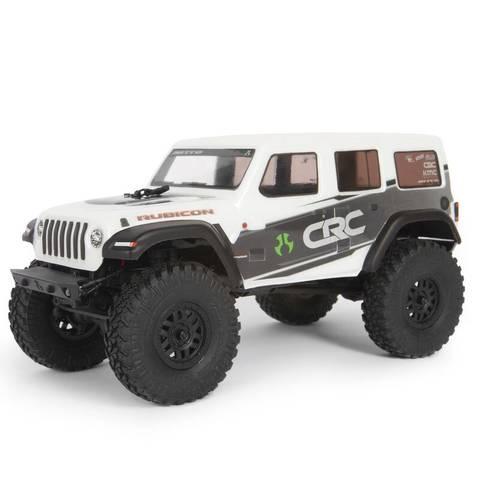Bilde av 1/24 SCX24 2019 Jeep Wrangler White JLU CRC 4WD