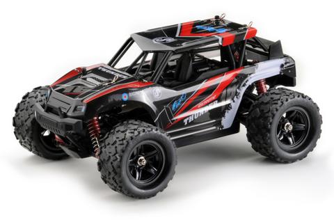Bilde av 1:18 4WD High Speed Sand Buggy Thunder Red