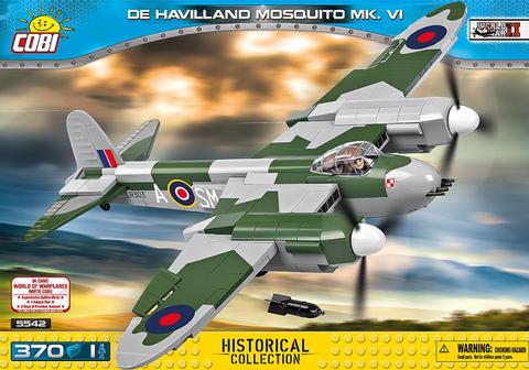 Bilde av De Havilland Mosquito Mk.VI
