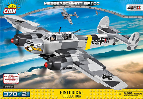 Bilde av Messerschmitt Bf 110C