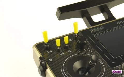 Bilde av Switch Caps Yellow 10-pk