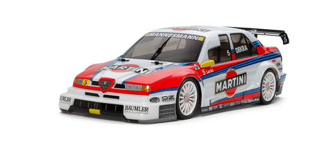 Bilde av Alfa 155 V6 TI Martini (TT-02)