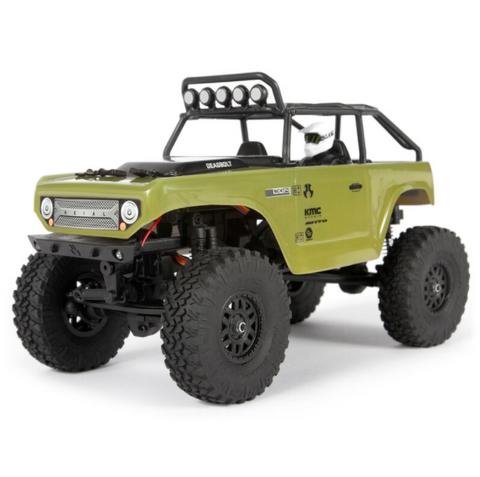 Bilde av 1/24 SCX24 Deadbolt Green 4WD Rock Crawler