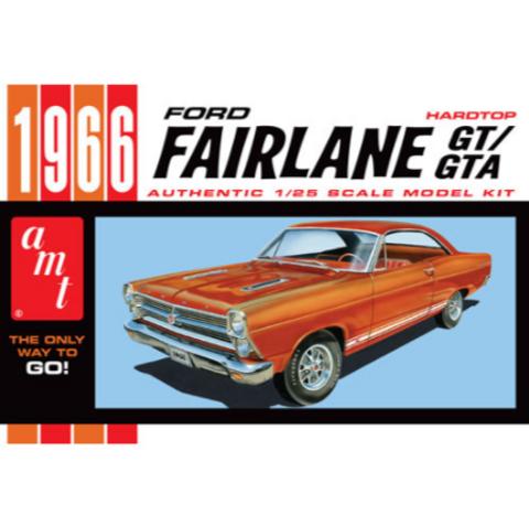 Bilde av 1:25 1966 Ford Fairline GT
