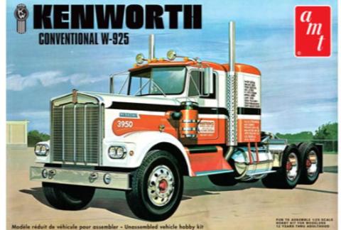 Bilde av 1:25 Kenworth W925 Watkins Conventional Semi