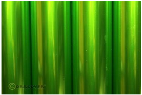 Bilde av Oracover 2m Transparent Green (49)
