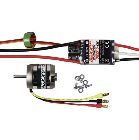 Bilde av Multiplex Power Unit Extra 330SC Indoor Edition