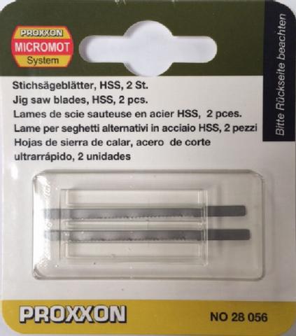 Bilde av Stikksagblad 2-pk for stål, metall, plast,