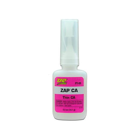 Bilde av ZAP CA 1 oz Rød Tynn PT08