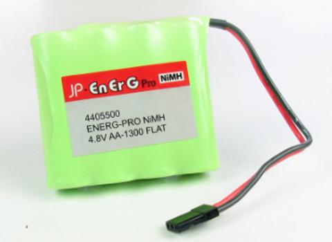 Bilde av Energ-pro NiMh 4.8V 1300mAh Flat