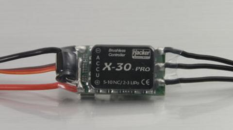 Bilde av Speed Controller X-30-Pro with BEC