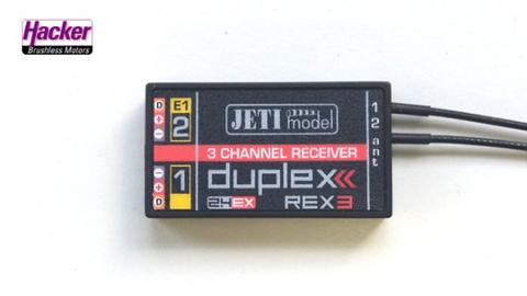 Bilde av Jeti Duplex REX 3