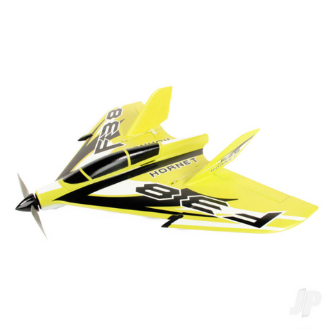 Bilde av F-38 Delta Racer PNP Yellow