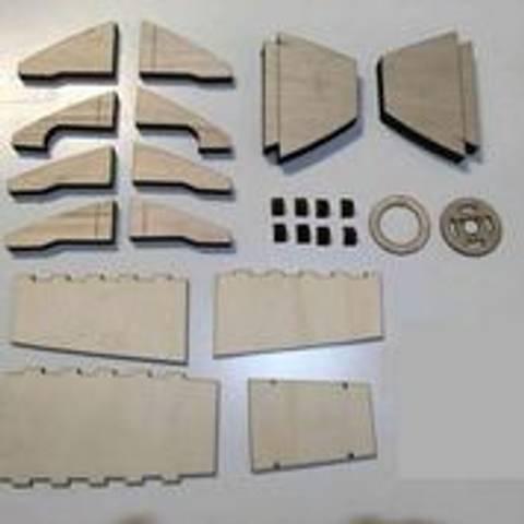 Bilde av Motorsetup Kit for Leprechaun Ver.II