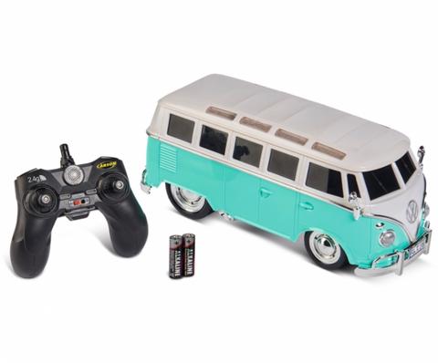 Bilde av 1:14 VW T1 Samba Bus Turquoise RTR