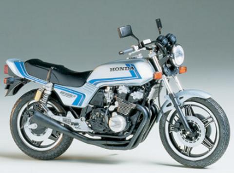 Bilde av 1:12 Honda CB750F Custom Tuned