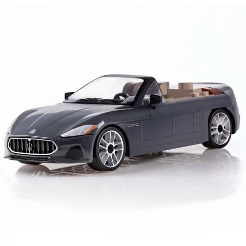 Bilde av Maserati Gran Cabrio Sport