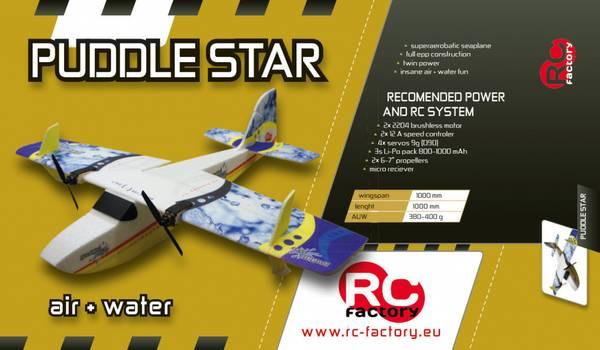 Bilde av RCF Backyard Puddle Star
