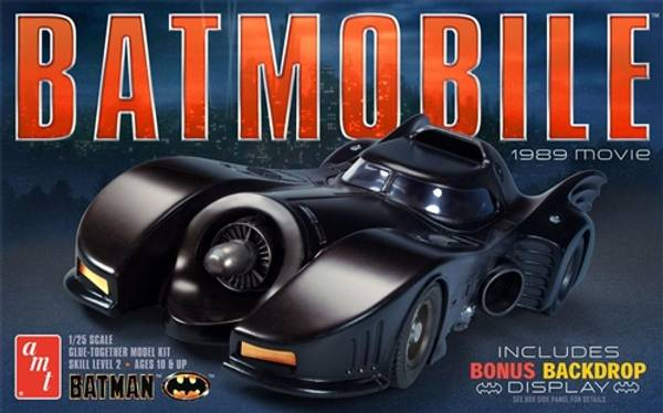 Bilde av AMT935 - 1989 BatMobile