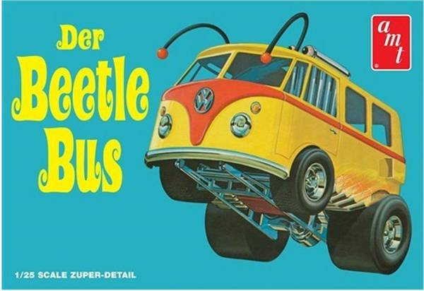 Bilde av AMT992/12 - Beetle Bus