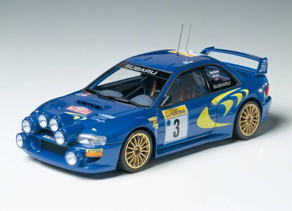 Bilde av Tamiya 24199 1/24 Subaru