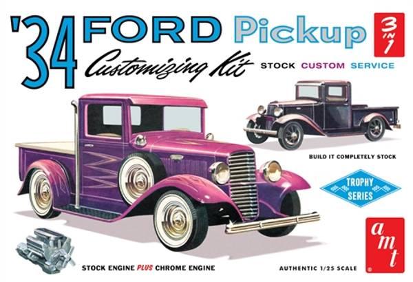 Bilde av AMT1120 - 1934 Ford