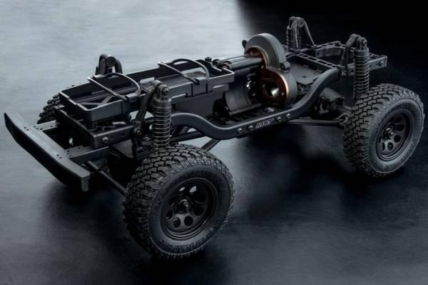 Bilde av MST CMX1/10 4WD High