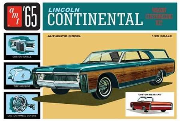 Bilde av AMT1081 - 1965 Lincoln
